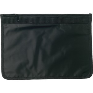 A4 Nylon (70D) document bag, black (9100-01)