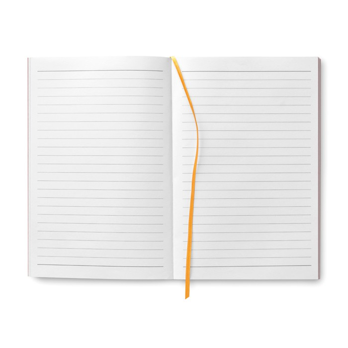 A5 Paper Cover Notebook Lined (notepad)  Paper Lined