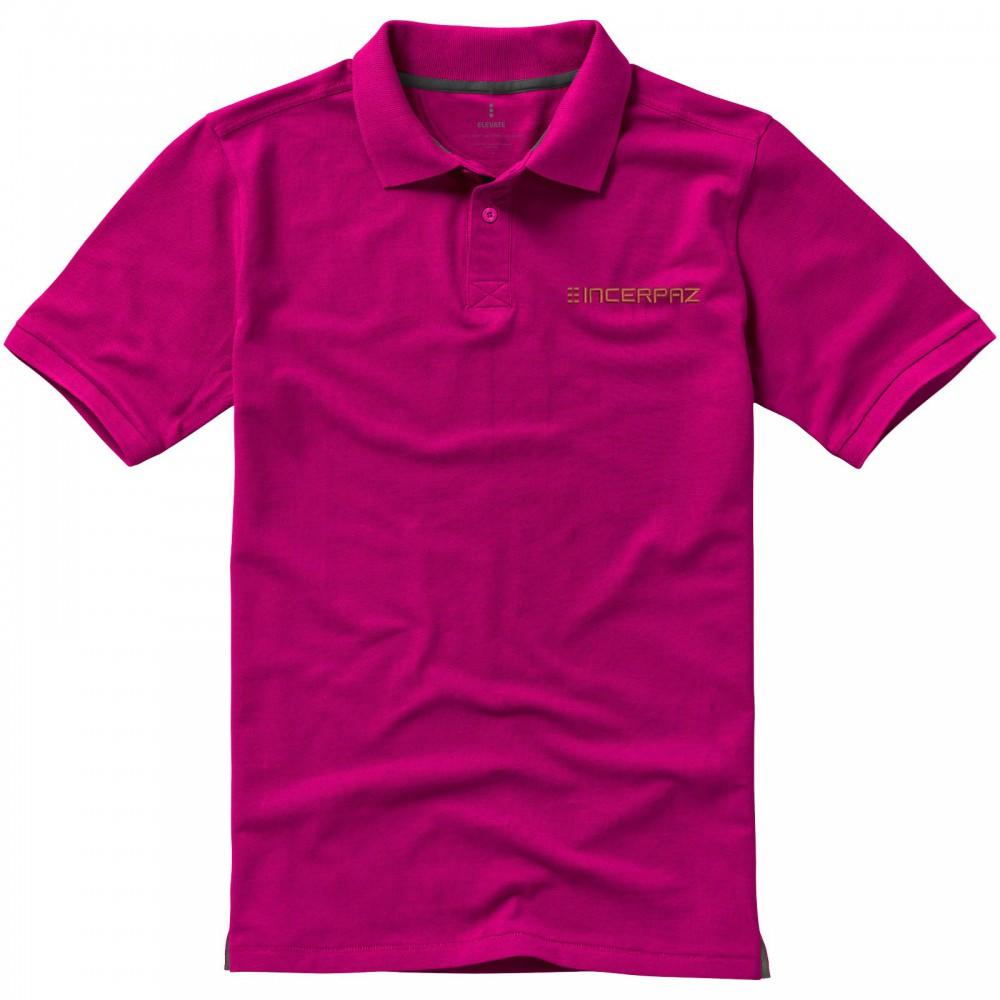 9e30f330d3 Calgary Polo, Pink (Polo T-shirt, 90-100% cotton) - Reklámajándék.hu ...