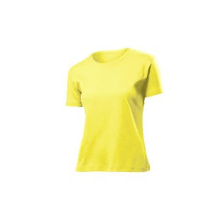 Comfort-T Crew neck T-Shirt, Yellow, XL (ST2110.YEL)