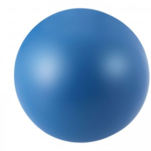 Cool round stress reliever, Blue (10210001)