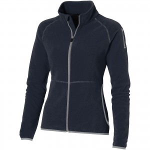Drop shot full zip micro fleece ladies jacket, blue, S (3348749)
