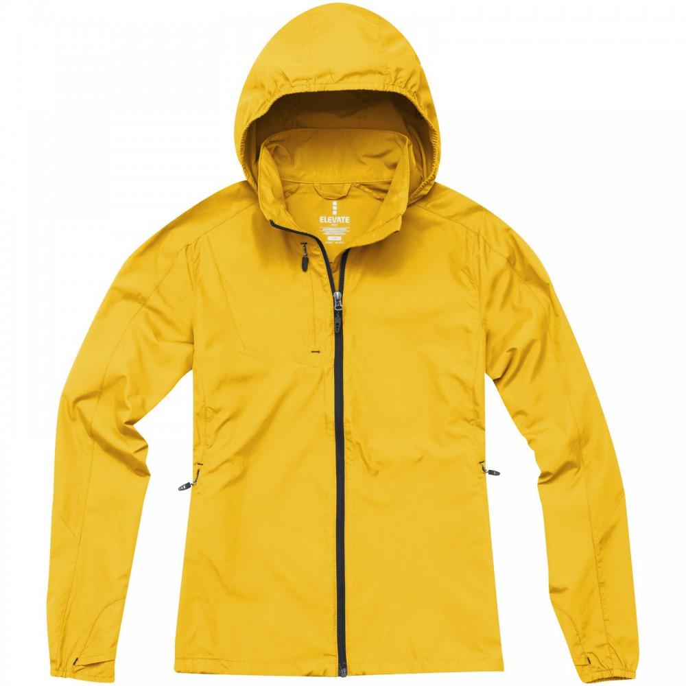 5f4ae06354 Flint lightweight ladies jacket, yellow, S - Reklámajándék.hu Ltd.