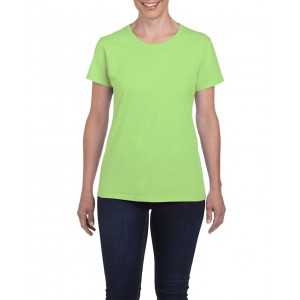 Gildan Heavy Cotton Ladies T-shirt, Mint Green, 2XL (GIL5000MIN)