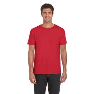 Gildan SoftStyle Adult T-shirt, Red, 2XL (GI64000RE)