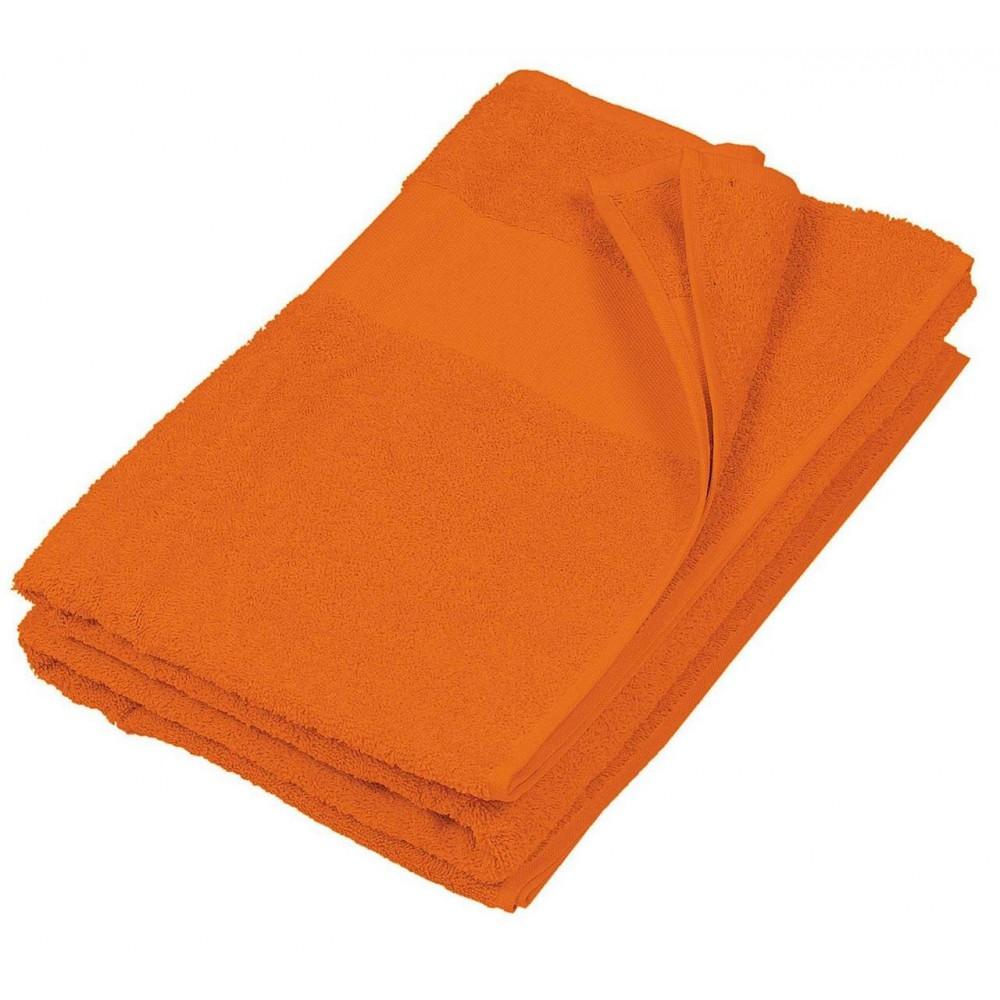 Kariban Bath Towel Burnt Orange