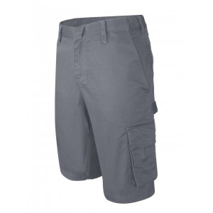 Kariban Bremuda Workwear Shorts, Convoy Grey, 38 (KA763CVG)