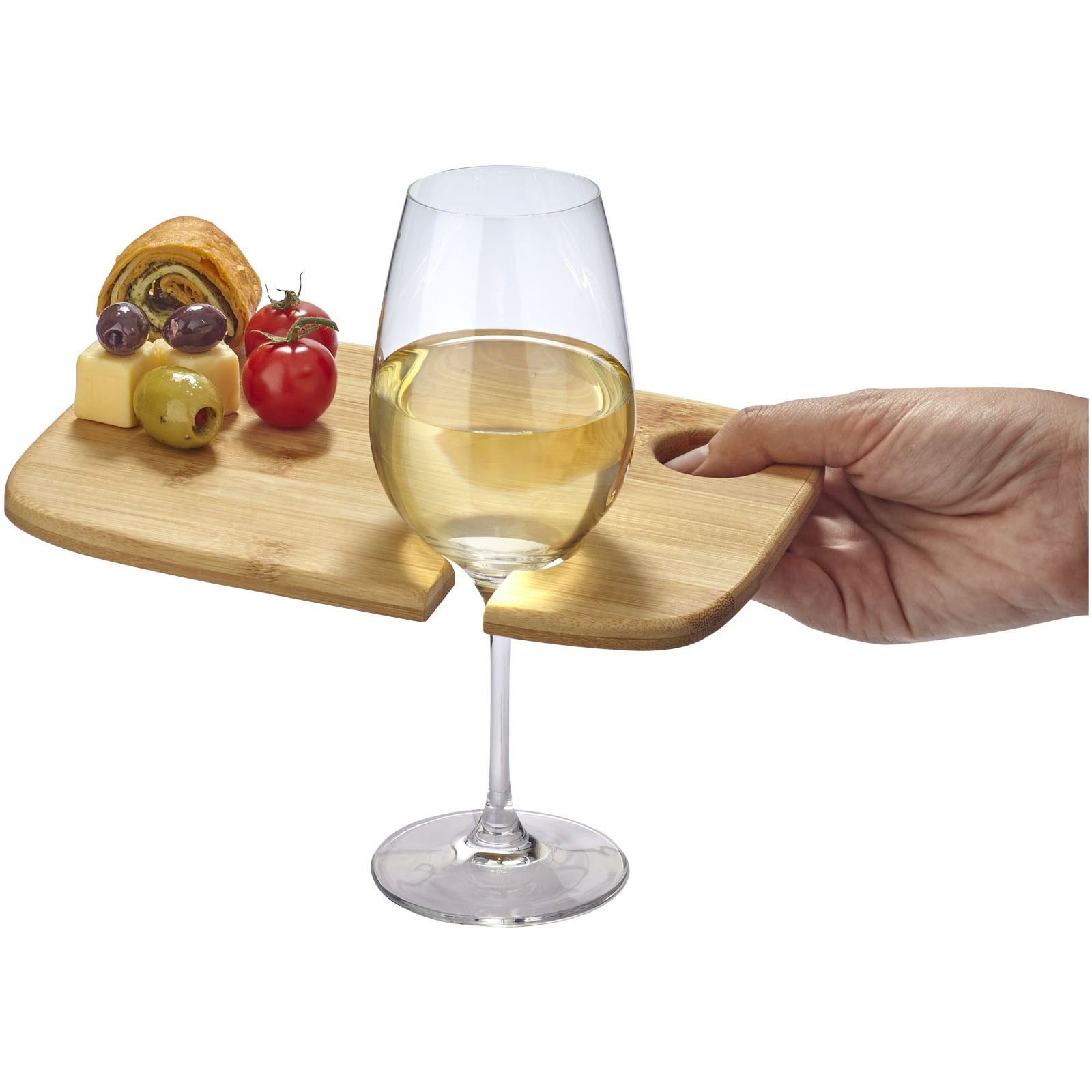 Miller wine and dine appetizer plate, brown, 20,5 x 15,5 x 0 ...