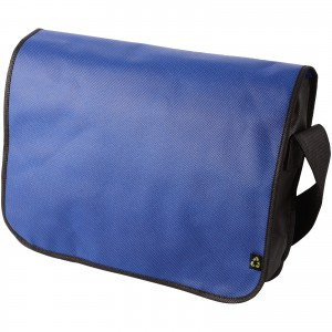 Mission non-woven messenger bag, Royal blue (11926604)