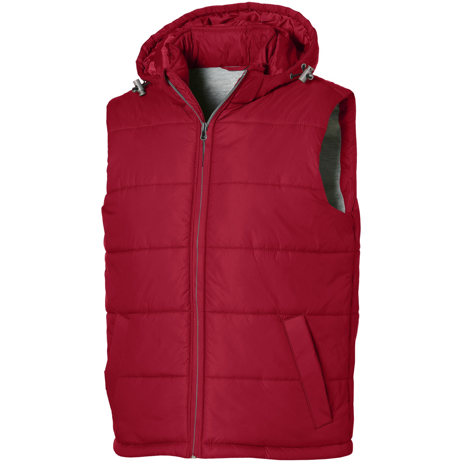 Mixed Doubles bodywarmer, red, L (Vest)