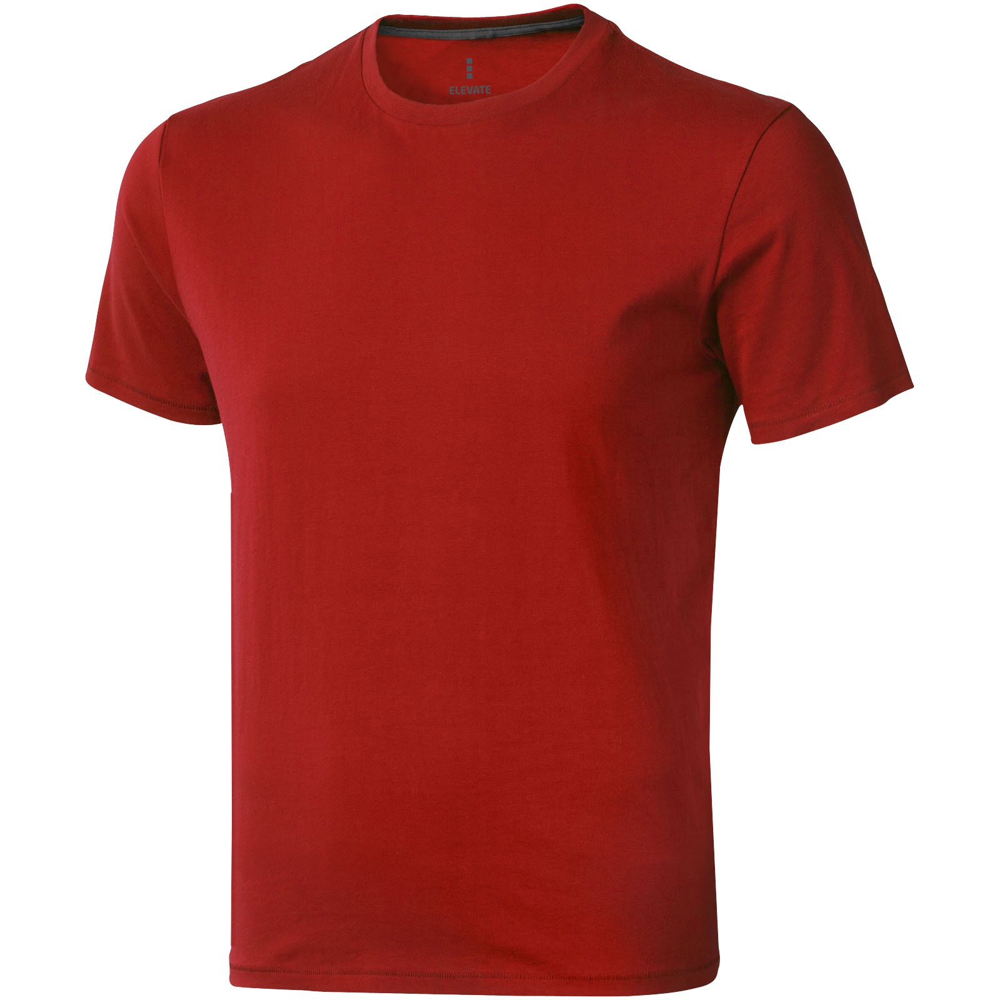245626d2 Nanaimo T-shirt, Red, S (T-shirt, 90-100% cotton) - Reklámajándék.hu ...