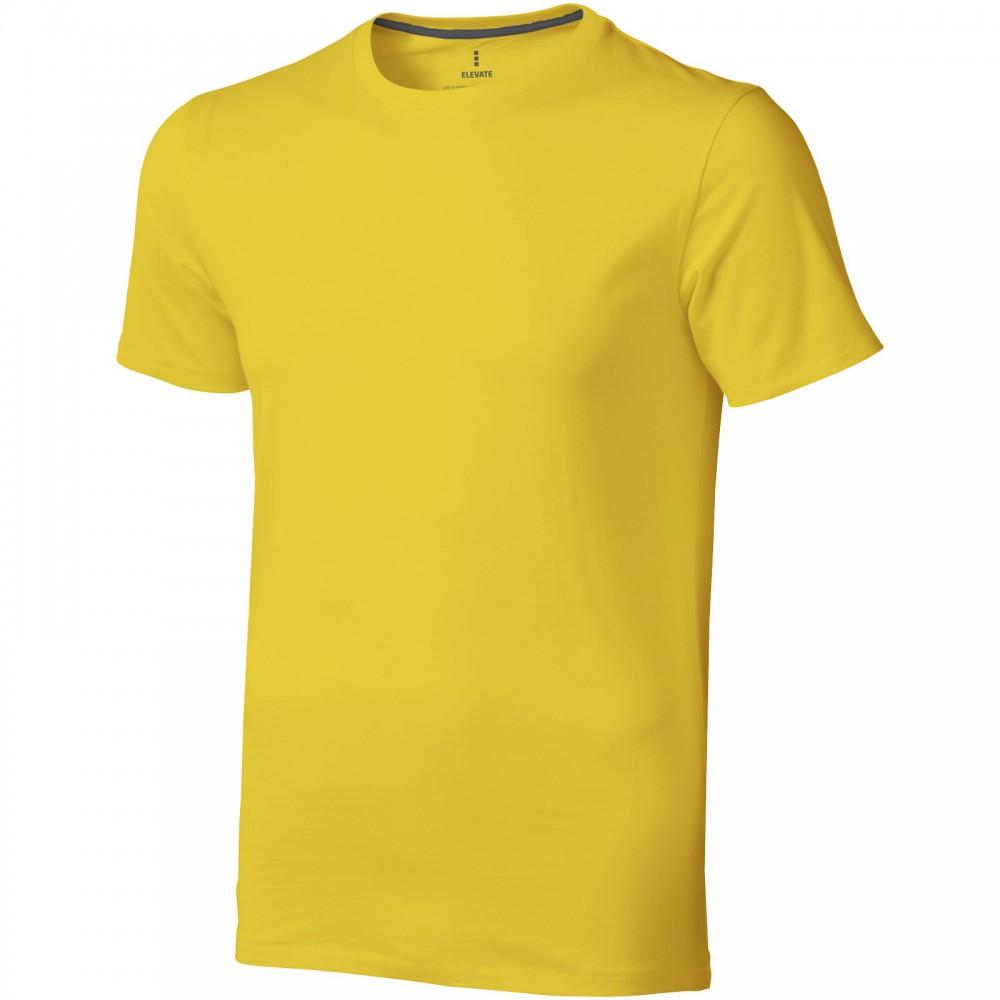 475d86e1 Nanaimo T-shirt, Yellow, L (T-shirt, 90-100% cotton) - Reklámajándék ...