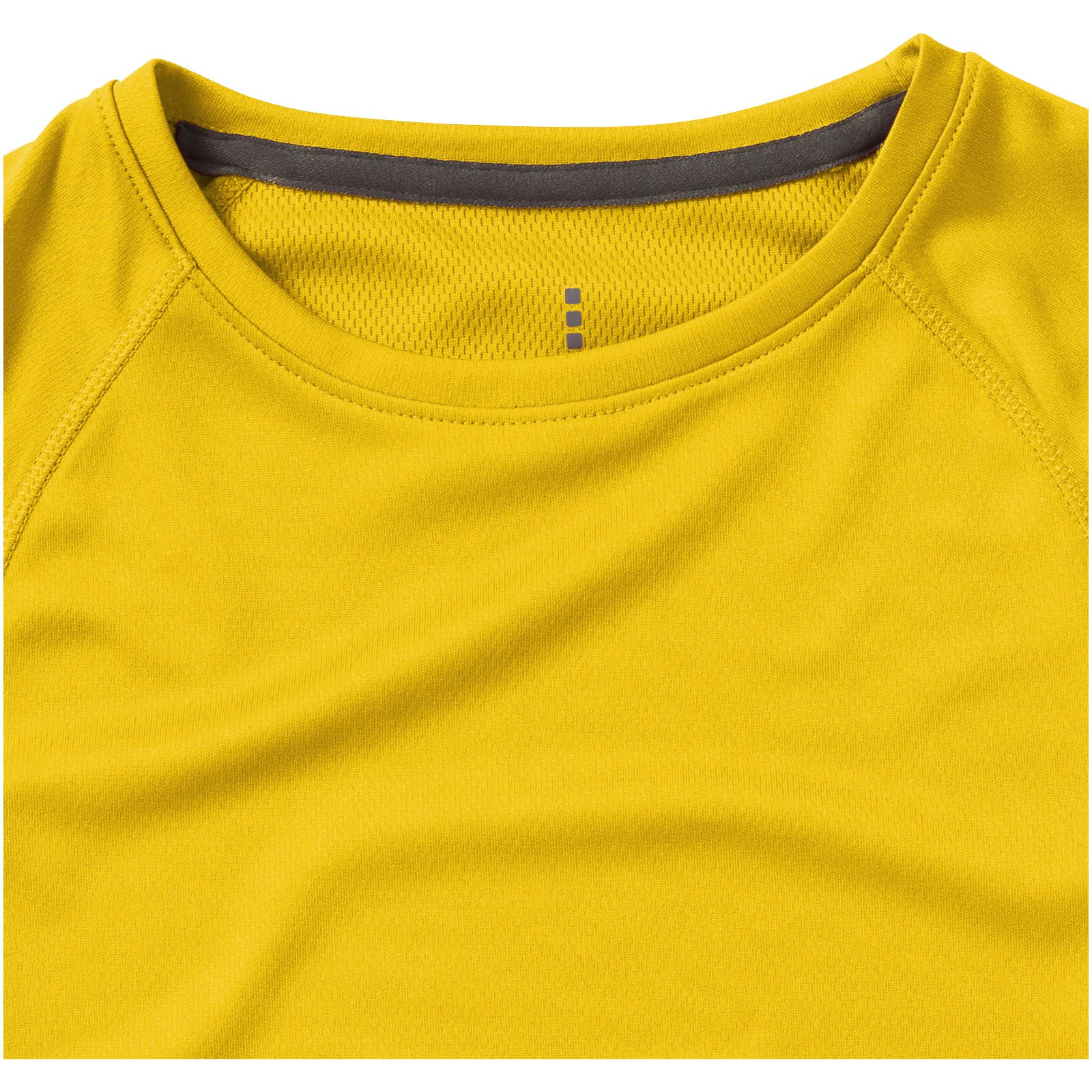 3d3ddac28d Niagara CF Lds Tee, Yellow, XL (T-shirt, mixed fiber, synthetic ...