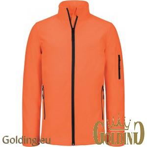 6fd3b46f4a Kariban Ladies Softshell Jacket, Fluorescent Orange, M (jacket) -  Reklámajándék.hu Ltd.