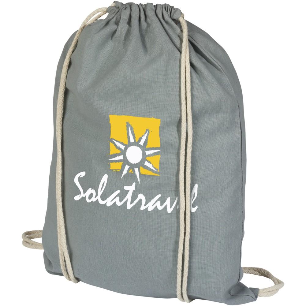 6b0dd4e09e Oregon cotton premium rucksack (backpack) - Reklámajándék.hu Ltd.
