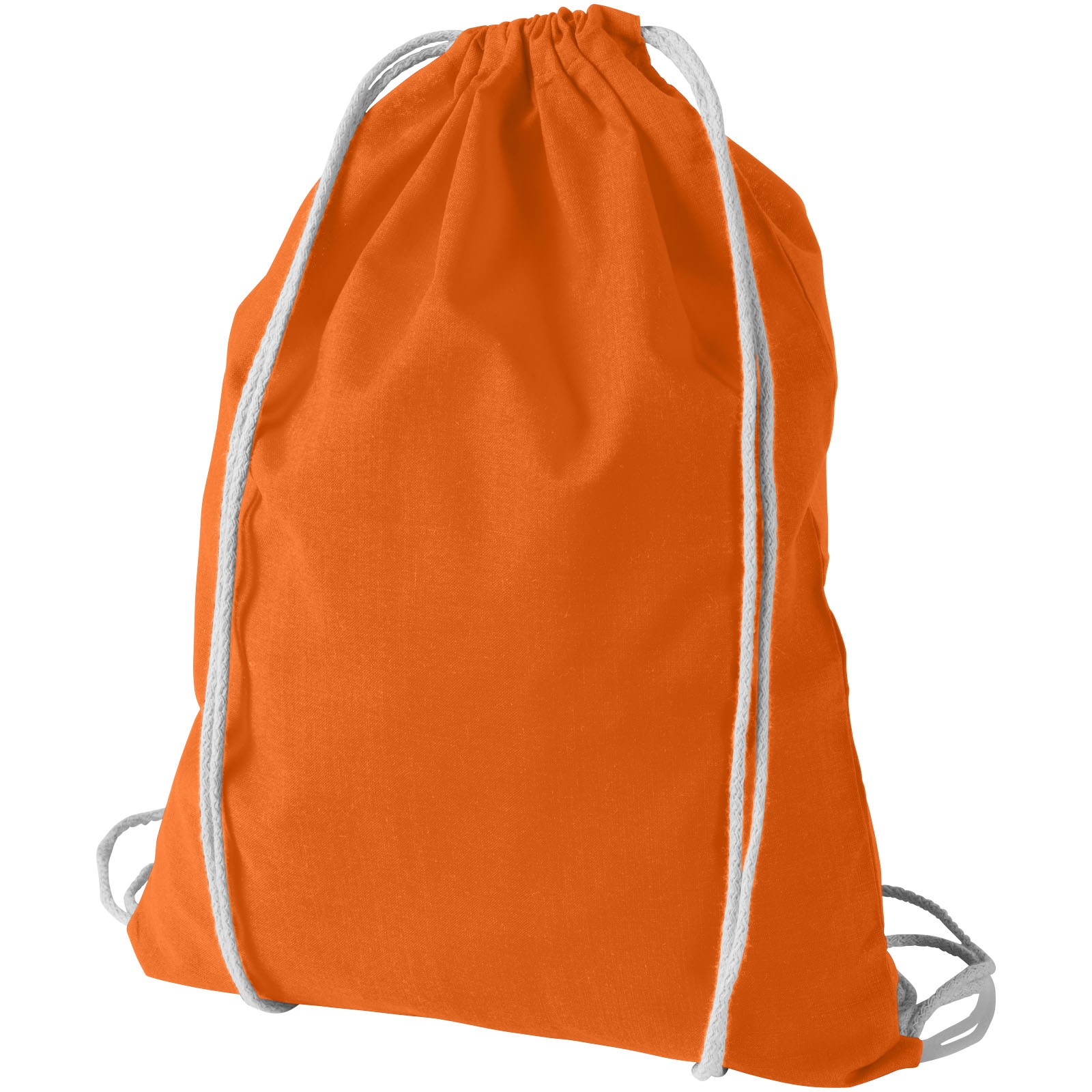 4a249f5099 Oregon cotton premium rucksack, orange, 44 x 32 cm (backpack ...