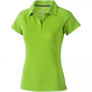 Ottawa short sleeve women's cool fit polo, Apple Green (3908368)