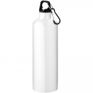 Pacific 770 ml sport bottle with carabiner, White (10029703)