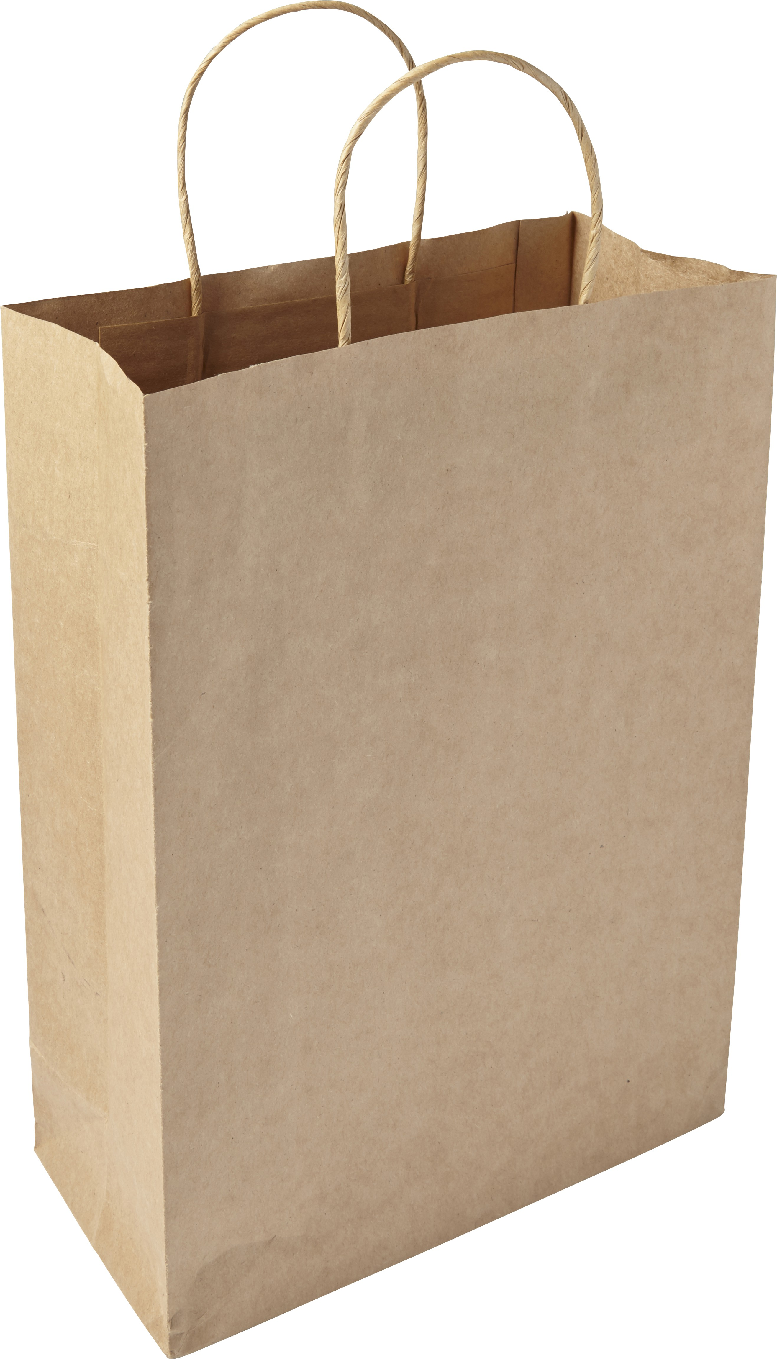 Paper Bag Large Brown Box Case
