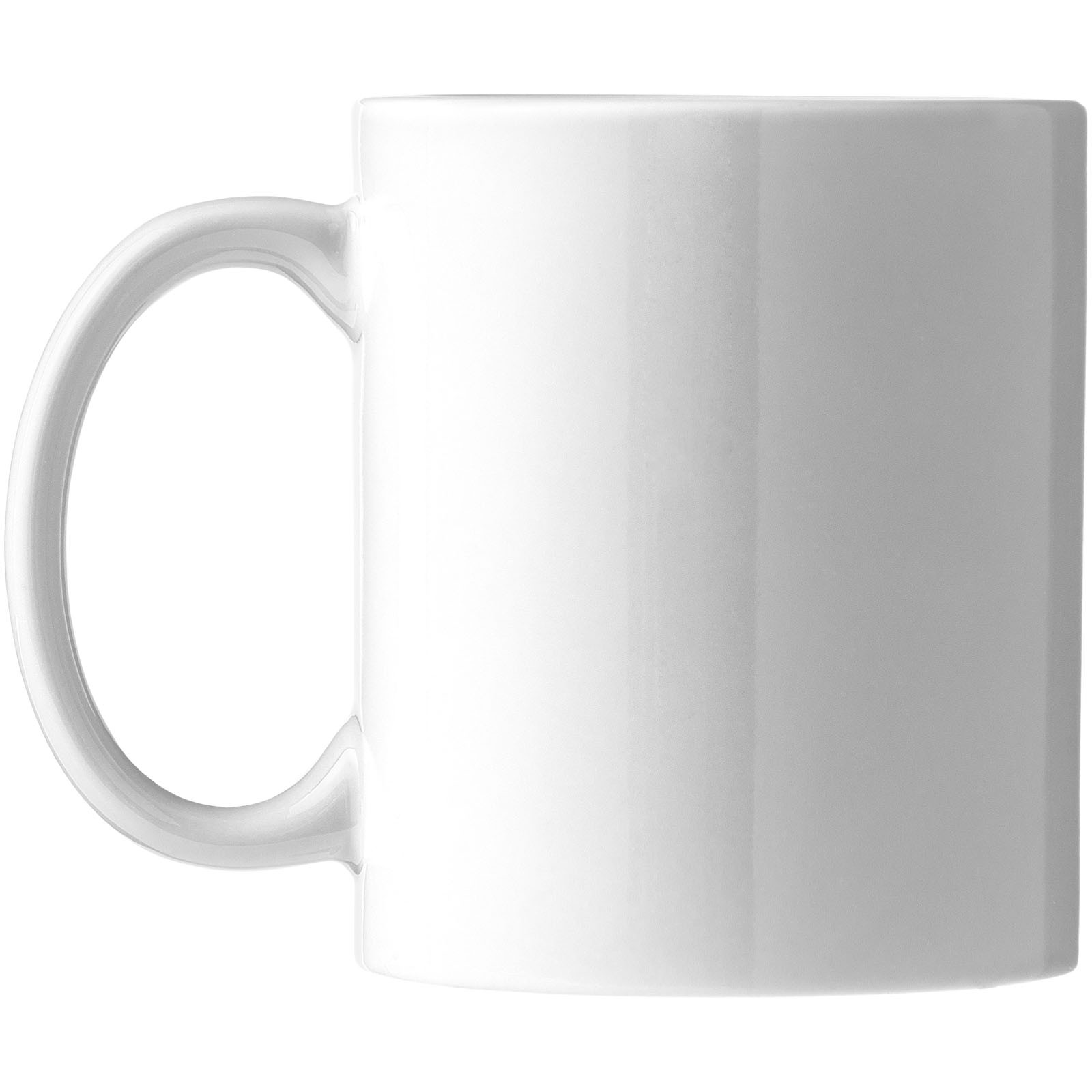 Pic 330 ml ceramic sublimation mug, White - Reklámajándék hu