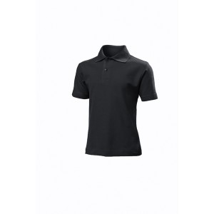 Polo Short sleeve polo shirt for children, Black Opal, XS (ST3200.BLO)