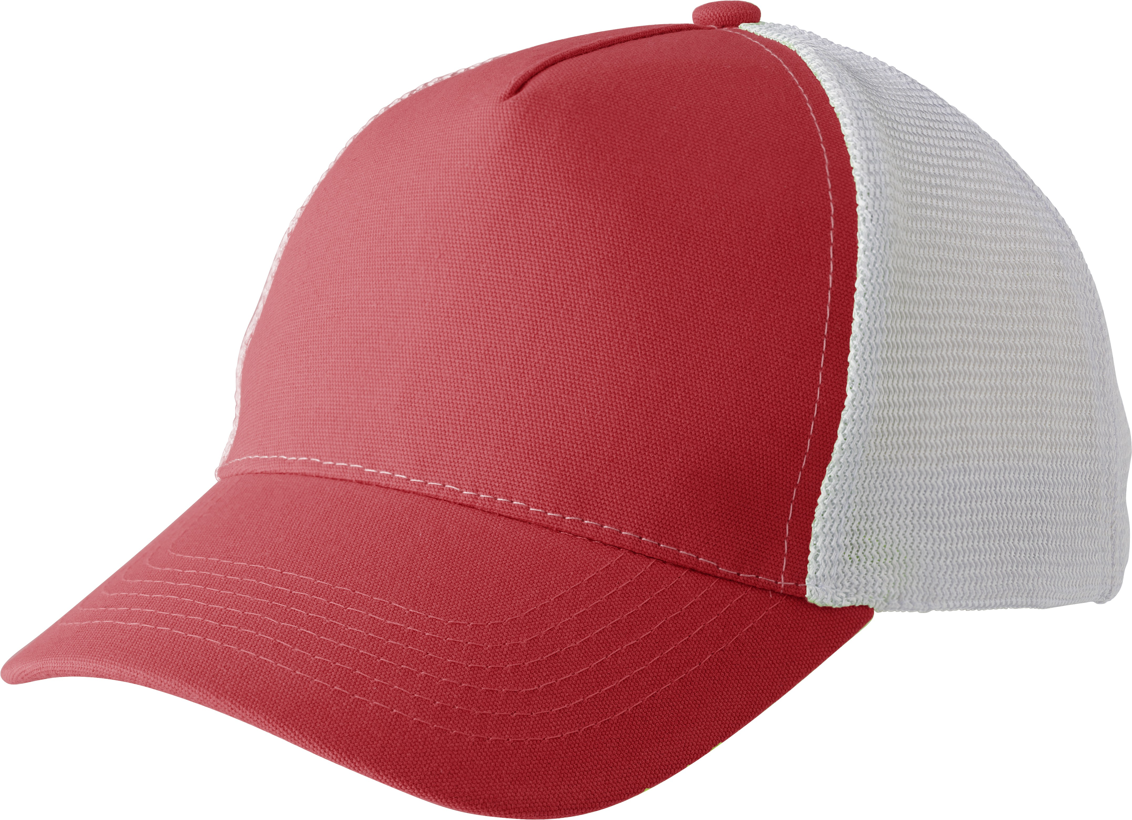 321ac05de7c Polyester baseball cap with five panels