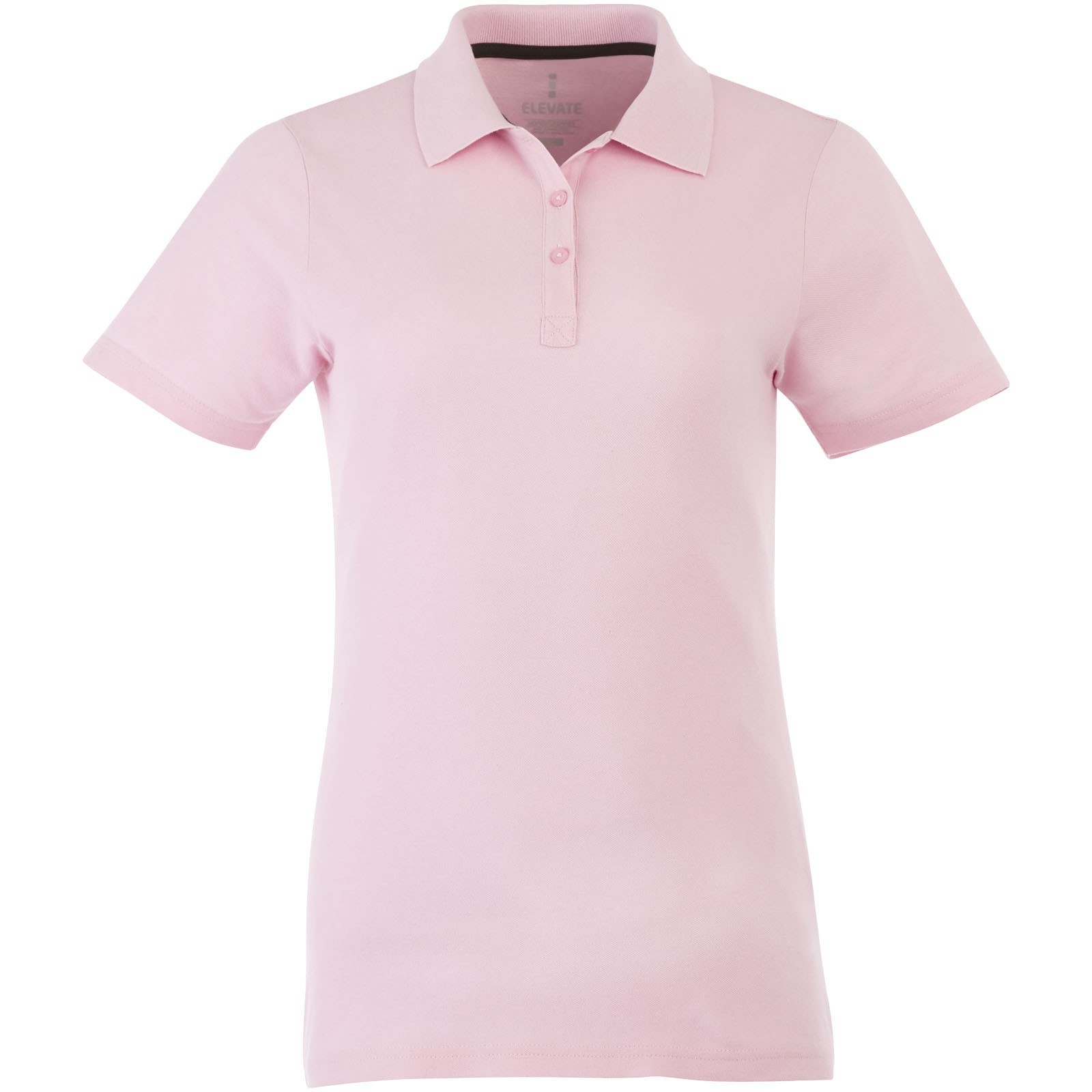 2f4aa31027 Primus Lds Polo, Light Pink, M (Polo T-shirt, 90-100% cotton ...