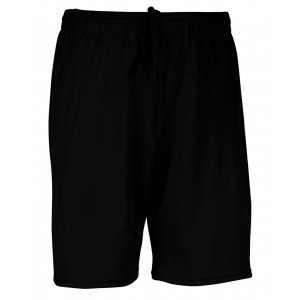 ProAct Sports Short, Black, 2XL (PA101BL)