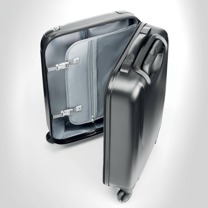 retro abs cabin luggage plastic bags rekl maj nd ltd. Black Bedroom Furniture Sets. Home Design Ideas