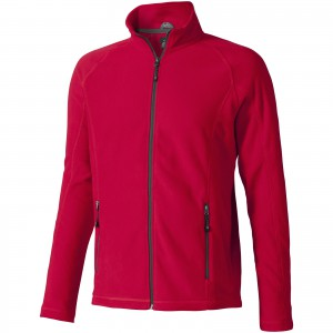 Rixford polyfleece full zip, red, XS (3949625)