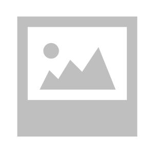 Shiny laminated non woven shopping tote bag, White