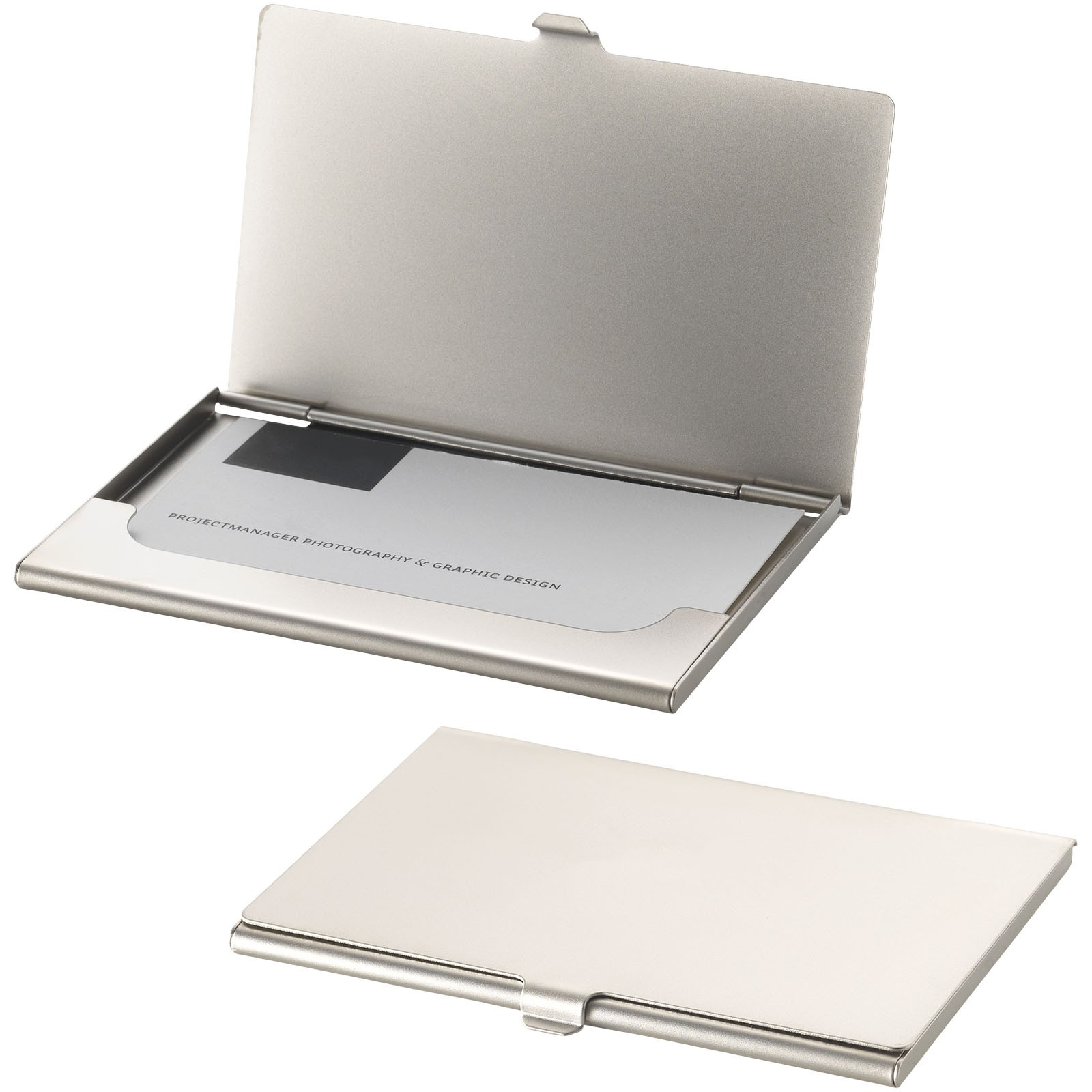 singapore business card holder silver metal business card holder