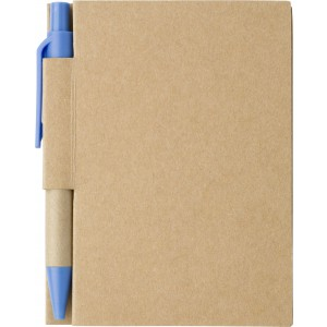 Small notebook, Pale blue (6419-18CD)