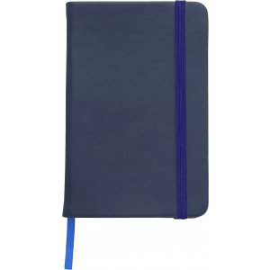 Soft feel notebook (approx. A5), blue (3076-05CD)