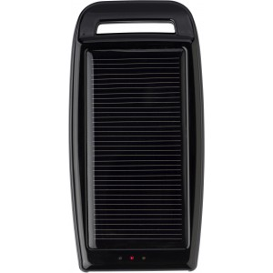 Solar charger, black (2091-01)