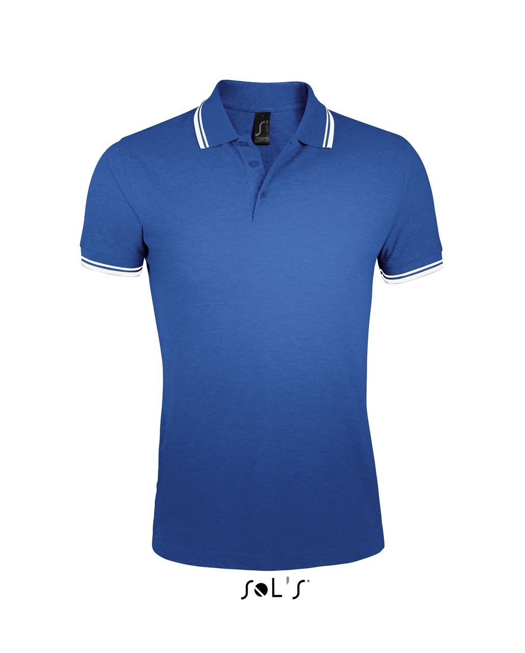 royal blue polo shirt mens