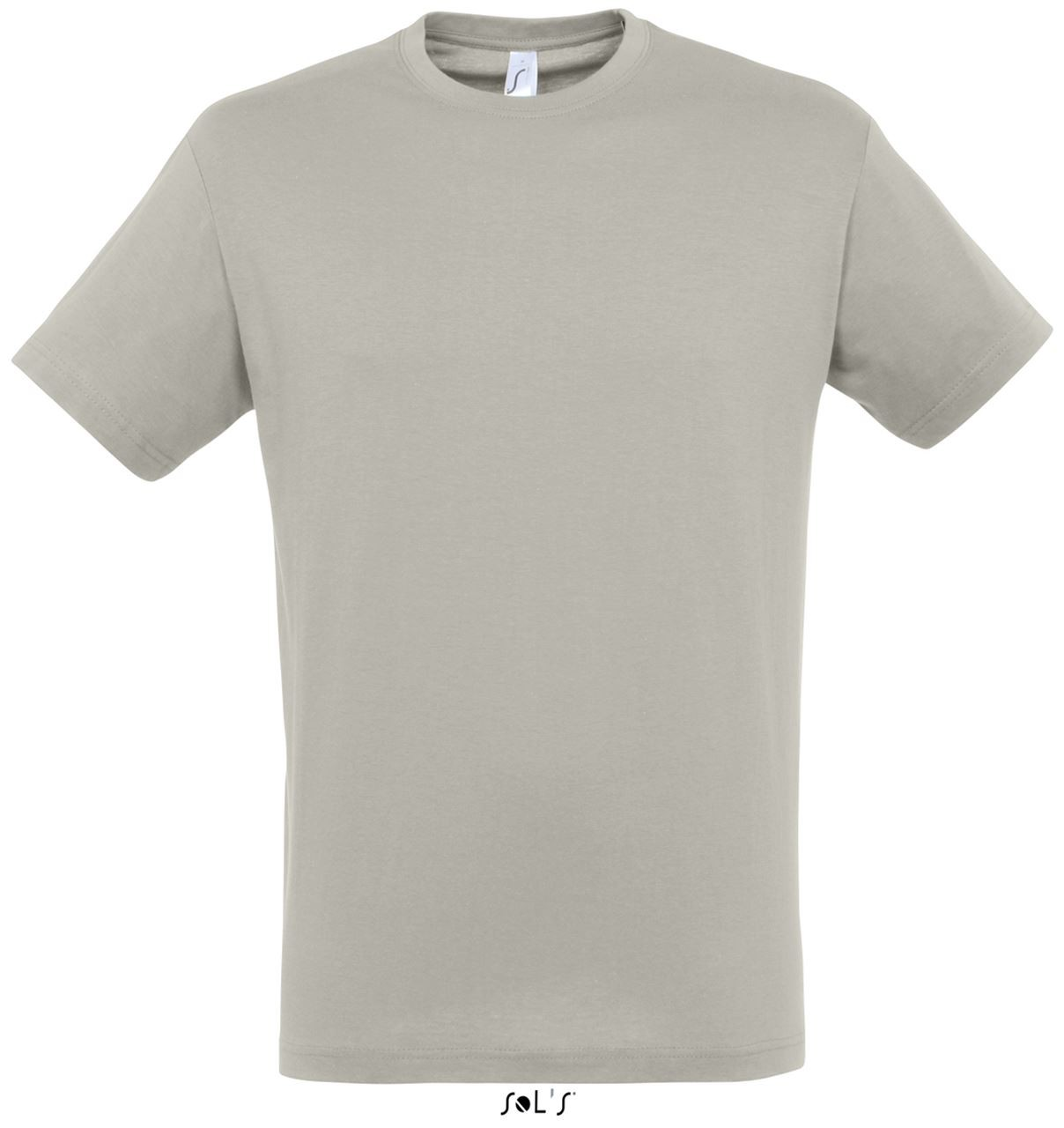 t light shirt d standout london grey chest logo marl nicce