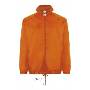 Sols Shift Unisex Windbreaker, Orange, 2XL (SO01618OR)
