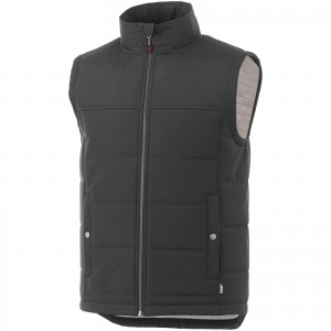 Swing insulated bodywarmer, Grey smoke (3343197)