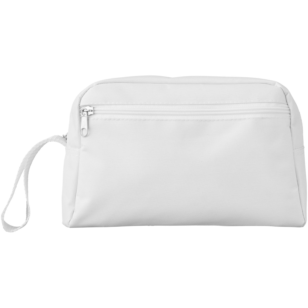 Transit Toiletry Bag White 24 X 5 16 Cm Plastic