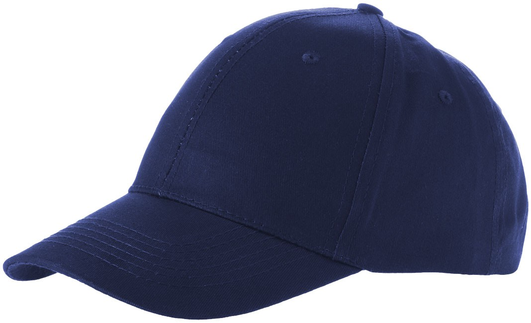 vintage polo style baseball cap one size navy blue wool